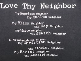 Love All your neighbours